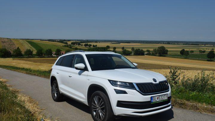 Test: Škoda Kodiaq L&K 2,0 TDI 110 kW DSG. Aké mám pocity z najluxusnejšieho Kodiaqu?