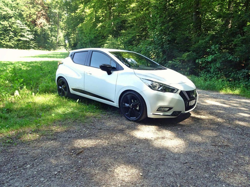 Test Nissan Micra N-Sport
