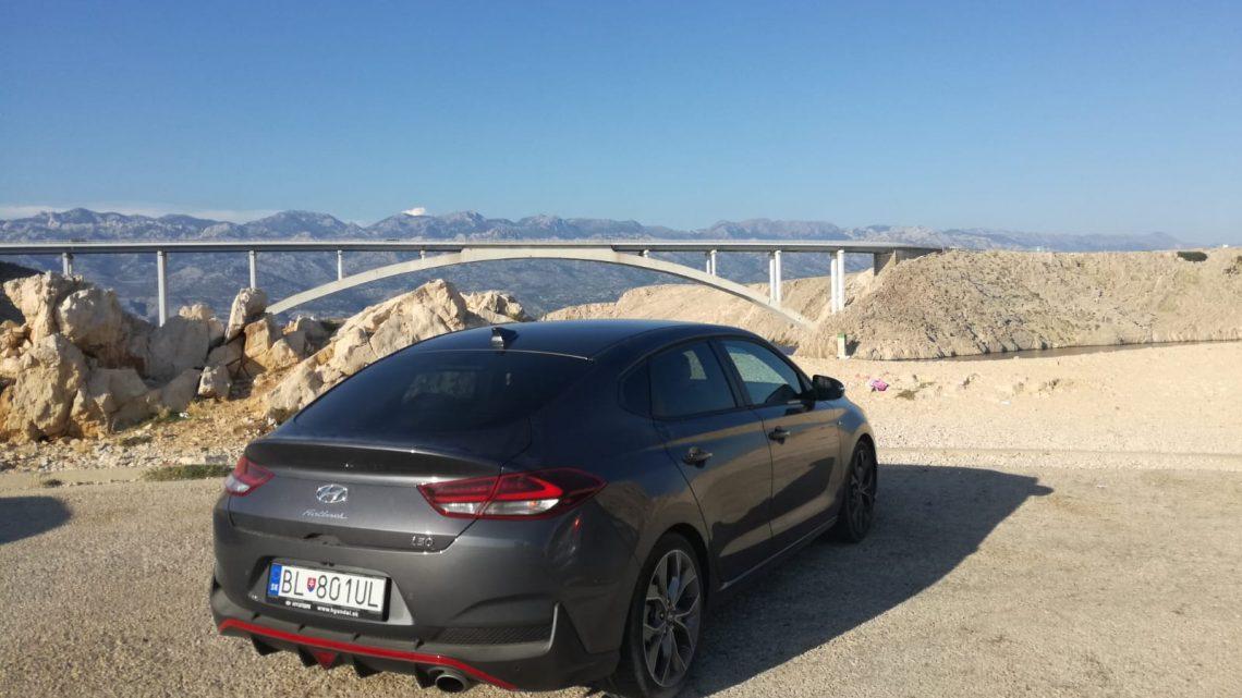 Ako sa jazdilo v Chorvátsku s Hyundai i30 Fastback N-Line?