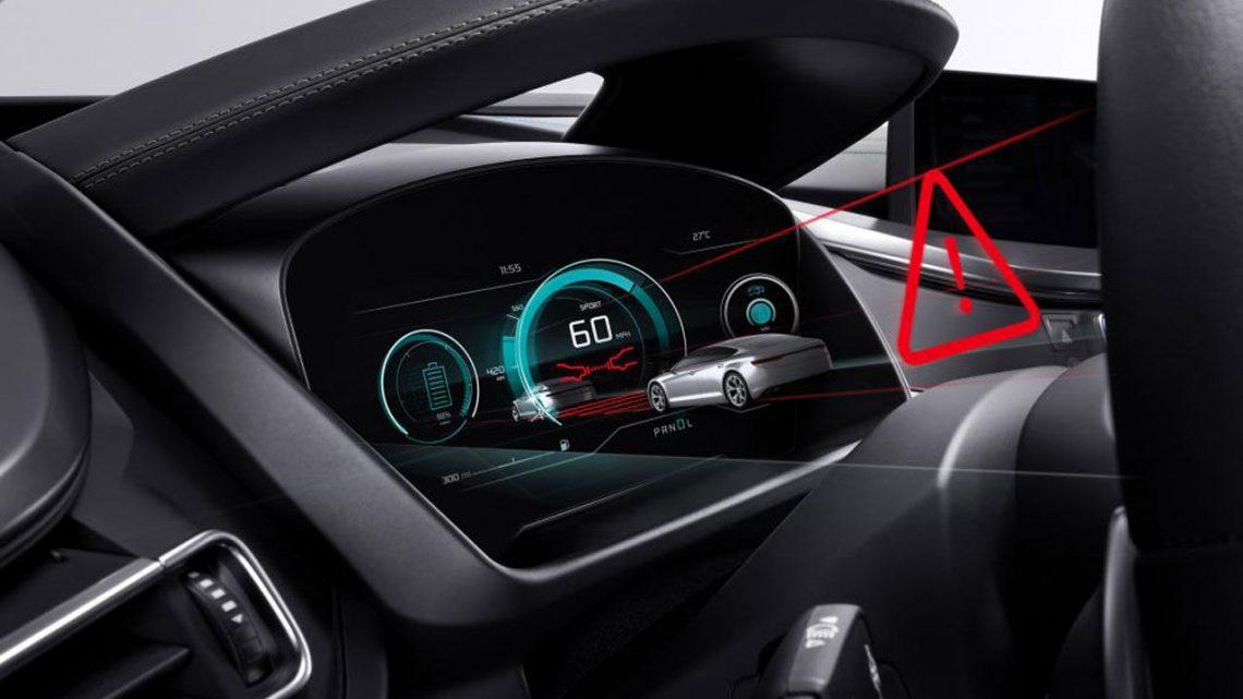 Firma Bosch predstavila moderné 3D digitálne budíky.