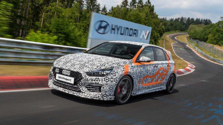 Na autosalóne vo Frankfurte bude predstavený limitovaný Hyundai i30 N C.