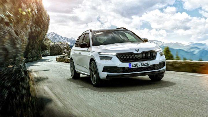 Škoda Kamiq Monte Carlo bude predstavená už zajtra na autosalóne vo Frankfurte.