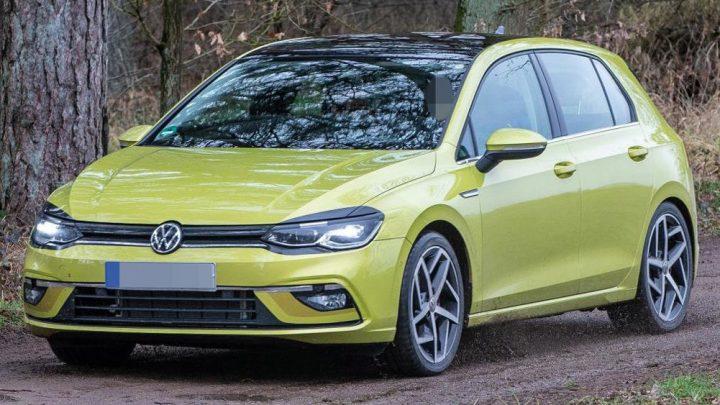 Volkswagen Golf ôsmej generácie dostane o 80% čistejší dieslový motor než mal predchodca.