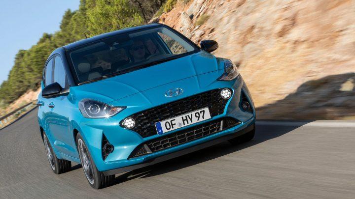 Hyundai predstavil novú generáciu najmenšieho modelu i10.
