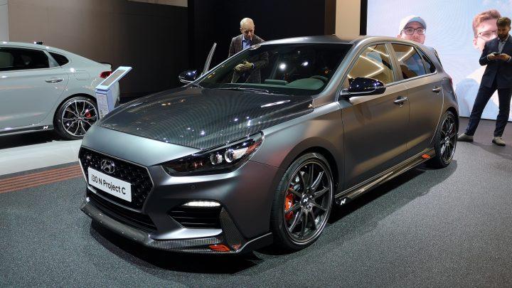 Frankfurt: Pozreli sme sa na Hyundai i30 N Project C. Ako vyzerá v skutočnosti?