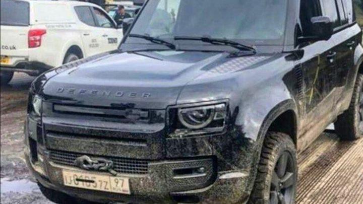 Nový Land Rover Defender sa ukáže už o dva dni na autosalóne vo Frankfurte.