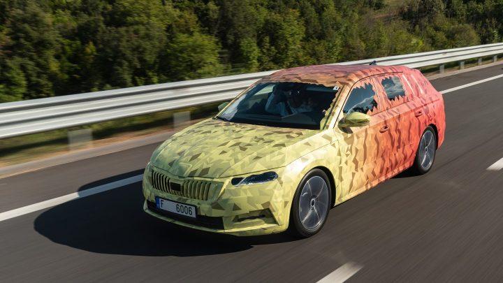 Škoda zverejnila nové technické špecifikácie o novej Octavii.