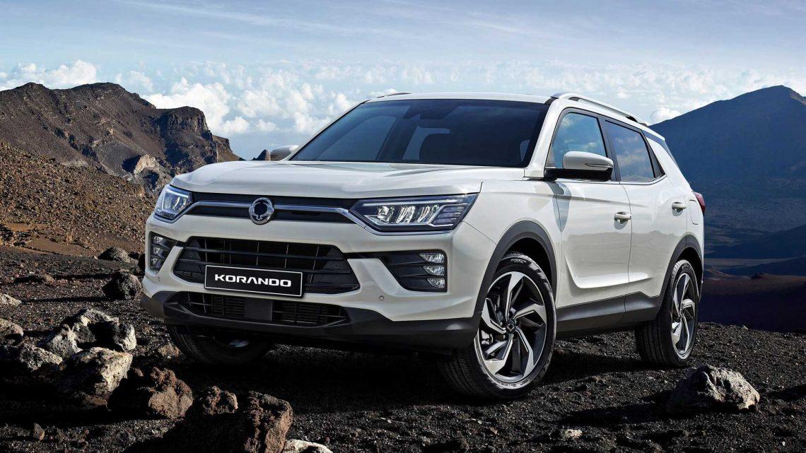 Elektrický SsangYong Korando bude výkonnejší ako benzínová verzia. Dojazd by mal byť až 420 km.