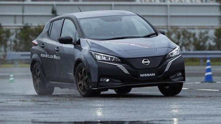 Nissan predstavil 309 koňový elektrický Leaf. Má pohon všetkých kolies.