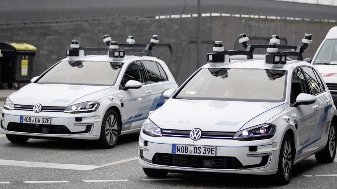 Volkswagen vytvoril spoločnosť na vývoj bezpilotných vozidiel.
