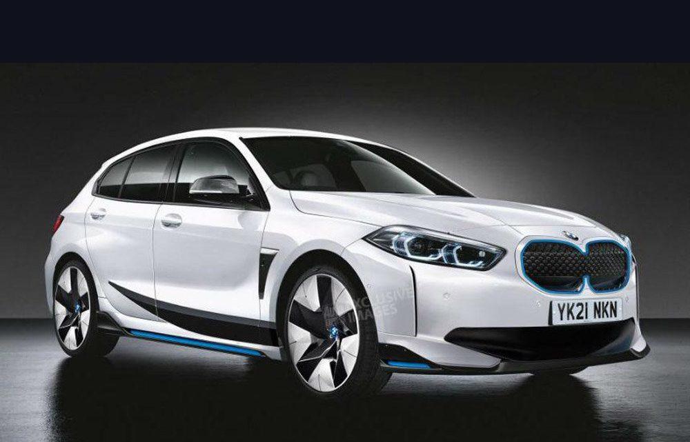 BMW radu 1 bude v ponuke aj ako čisto elektrické auto.