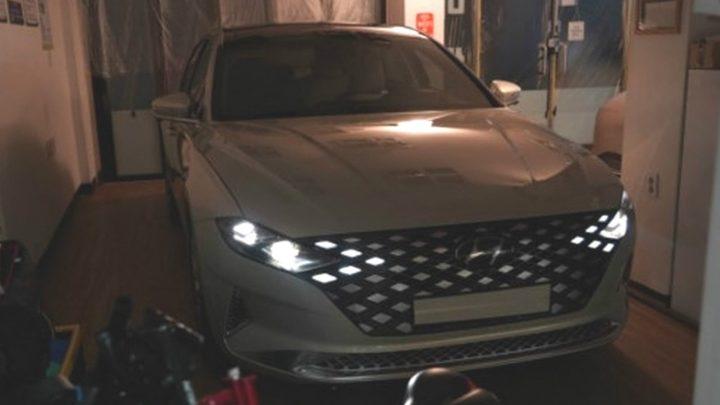 Nový Hyundai Grandeur ponúkne moderný dizajn a luxusný interiér.