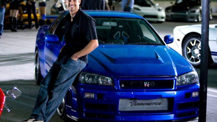 Autá slávneho herca Paula Walkera pôjdu do aukcie. Aké autá tam budú?