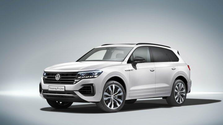 Športový Volkswagen Touareg má byť predstavený už budúci rok. Pod kapotou bude pravdepodobne štvorvalec.
