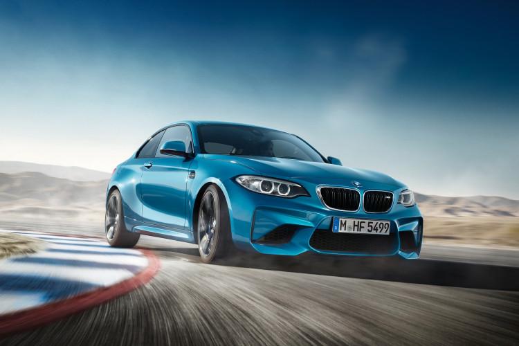 BMW M2 2020