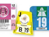 365-dňová diaľničná známka