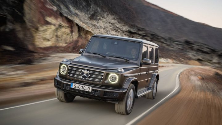 Mercedes-Benz zvažuje výrobu elektrickej triedy G.