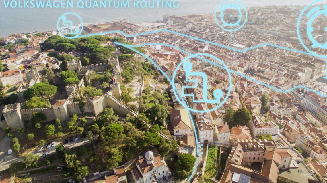 Volkswagen testuje kvantový počítač, ktorý bude súčasťou navigačného systému.
