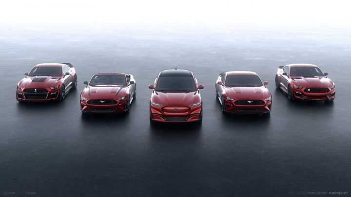 Rúti sa motoristický svet? Ford predstavil elektrický Mustang Mach-E.