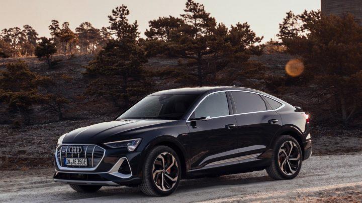 Audi predstavilo druhé elektrické SUV E-Tron Sportback.