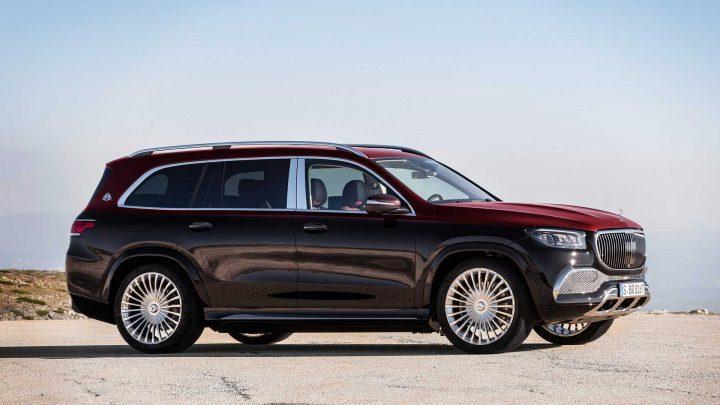 Dámy a páni. Predstavujeme vám luxusné SUV Mercedes-Maybach GLS.