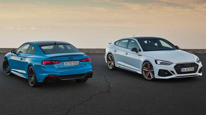 Audi predstavilo aktualizované RS5. Pribudli nové jazdné režimy a zmizol ovládač MMI.