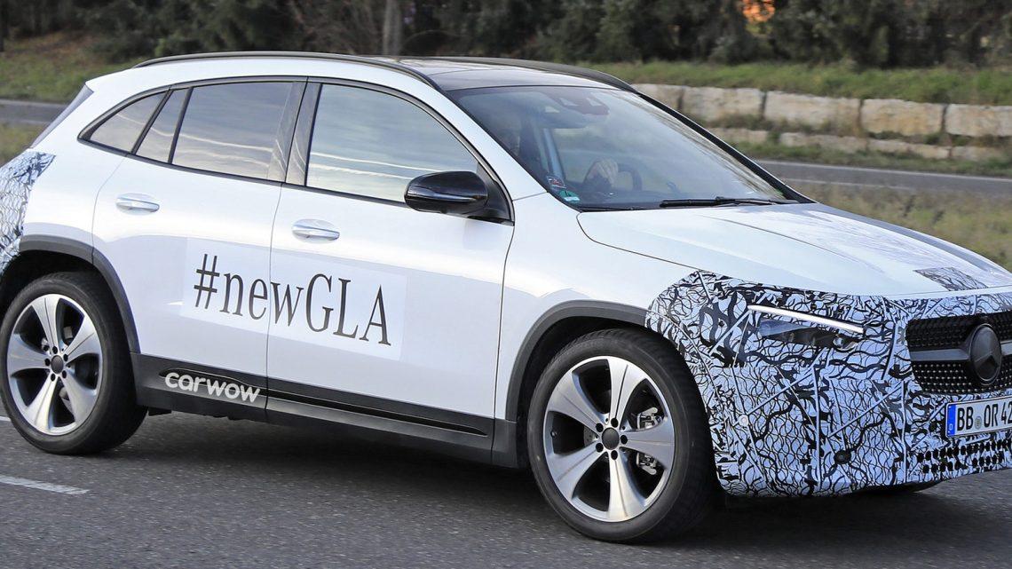 Mercedes-Benz GLA bude predstavený už zajtra. Čo všetko o ňom vieme?