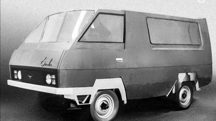 UAZ predpovedal dizajn Tesla Cybertruck už v roku 1976.