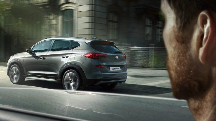 Hyundai TUCSON v edícii Smart získate už od 217 € mesačne