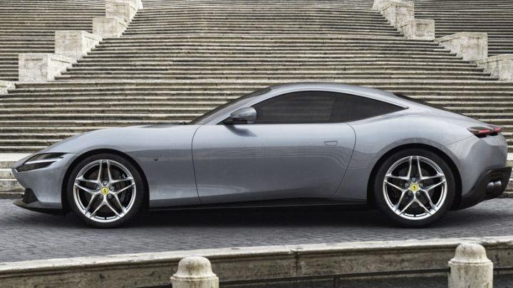 Ferrari Puronsague bude postavené na základe Ferrari Roma.