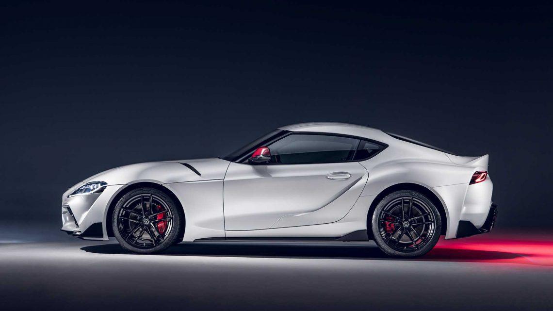Štvorvalcová Toyota Supra príde čoskoro do Európy.