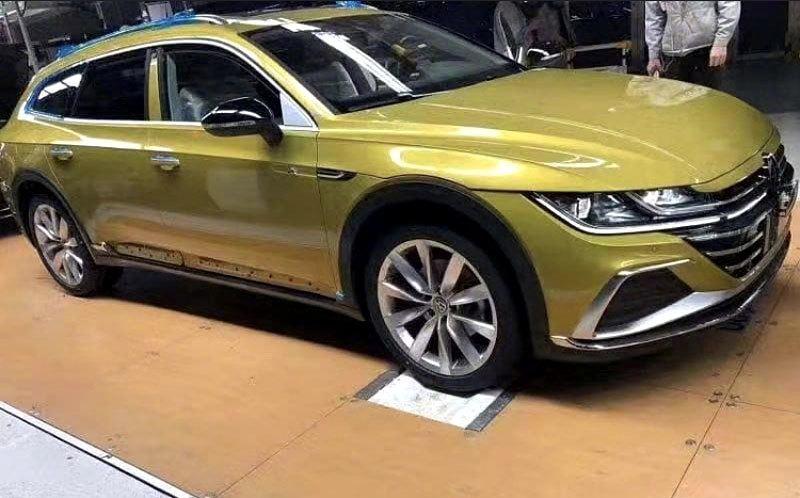 Štýlový Volkswagen Arteon Variant je realitou. Pravdepodobne už je vo výrobe.