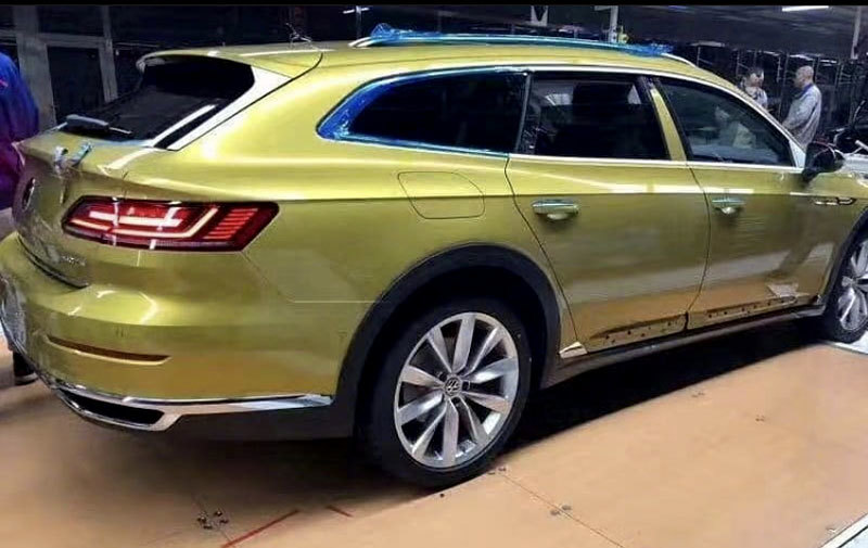Volkswagen Arteon Variant
