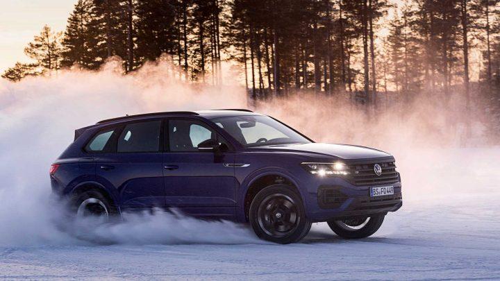 Volkswagen Touareg dostal novú športovú verziu R.
