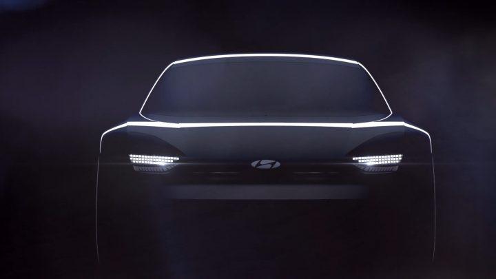 Hyundai predstaví v Ženeve elektrický koncept. Zadná časť sa podobá na Porsche 911.