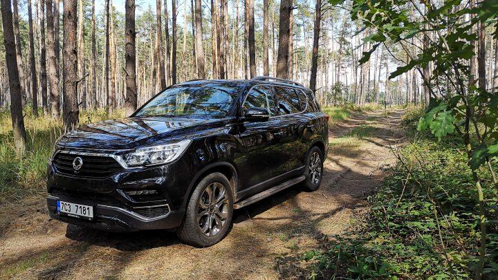 Test: SsangYong Rexton G4 2,2 4WD Premium. Aký je život s Rextonom?