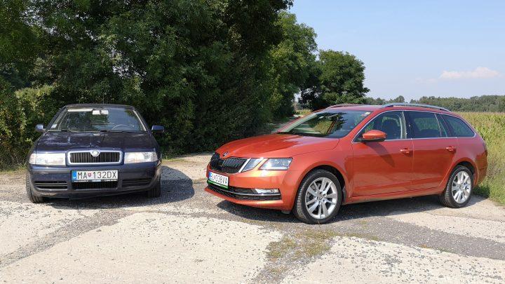 Škoda Octavia I vs Škoda Octavia III. Ako sa zmenila Octavia za dobu existencie?