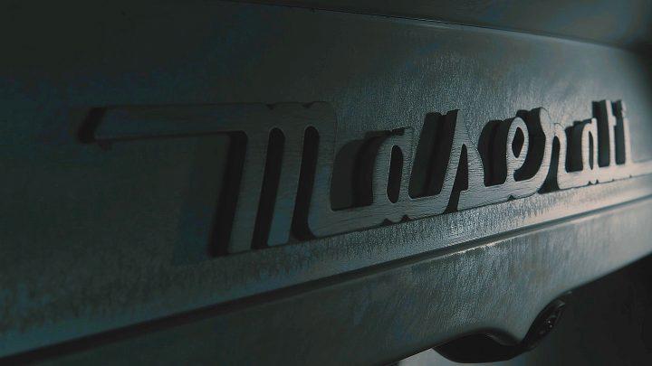 Exkluzívne: Počúvni si zvuk nového elektrického Maserati.