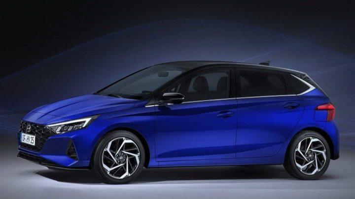 Hyundai i20 bol odhalený únikom.