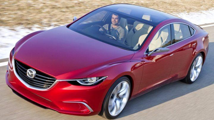 Nová Mazda 6 dostane novú platformu, ale na predstavenie si ešte počkáme.