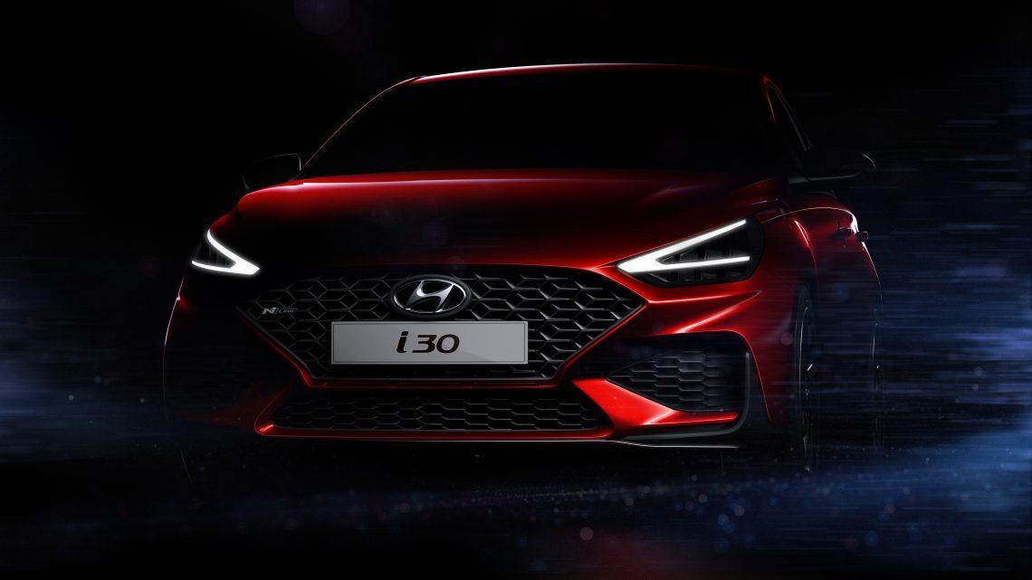 Hyundai odhalil informácie o modernizovanom i30. Máme sa na čo tešiť.