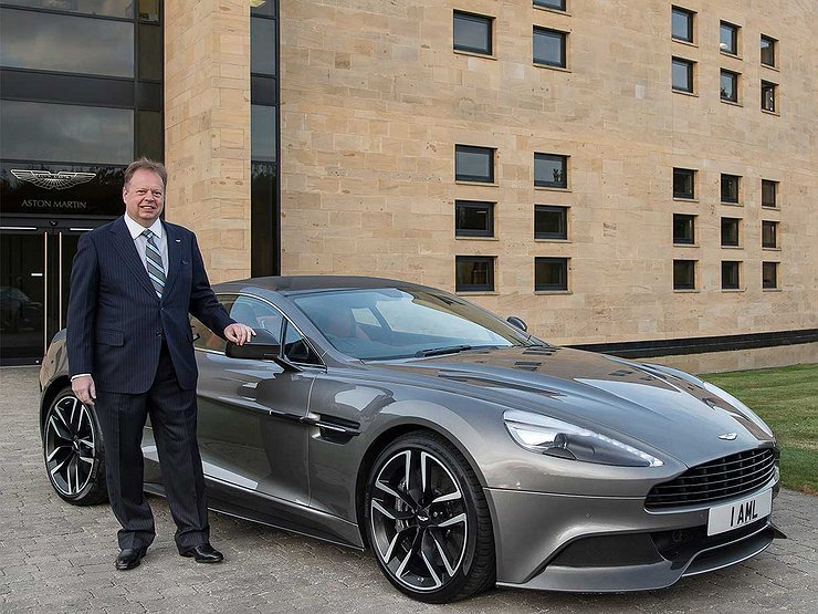 Aston Martin už nebude používať motory AMG.