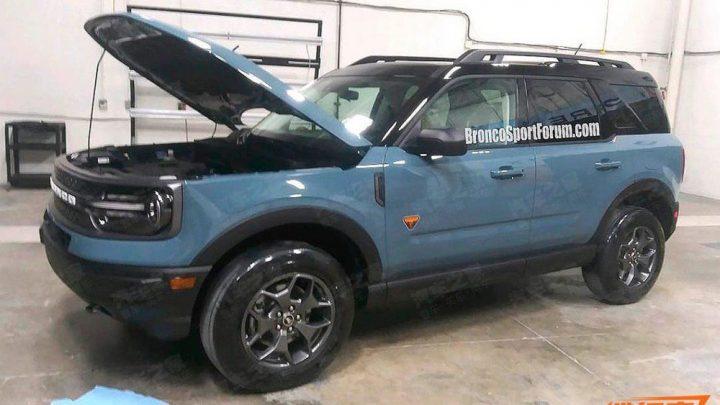 Ford Bronco Sport dostane v základe trojvalcový motor. V ponuke bude aj štvorvalec.