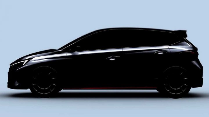 Hyundai i20 N bol mierne odhalený omylom.