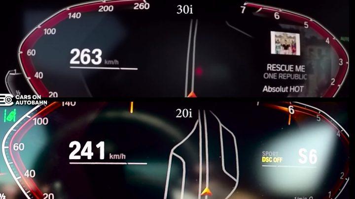 BMW Z4 30i vs Z4 20i. Aký je rozdiel v rýchlosti?