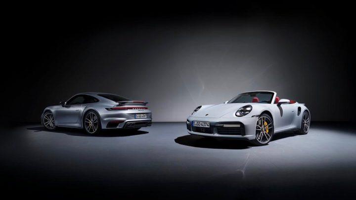 Porsche 911 Turbo S má brutálny výkon 650 koní.