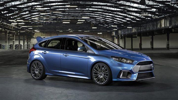 Nový Ford Focus RS nebude. Musíme si vystačiť s ST.