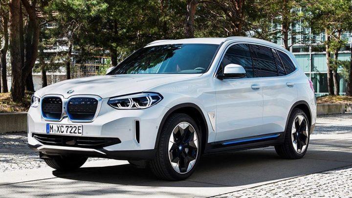 Poznáme technické špecifikácie elektrického SUV BMW iX3.