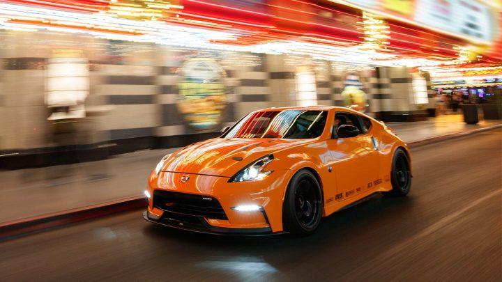 Nissan 400Z môže mať výkon až 400 koní, pohon zadných kolies a manuálnu prevodovku.