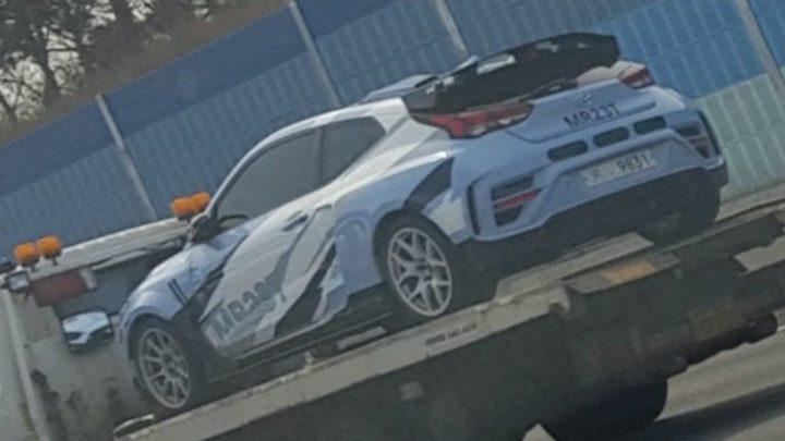 Hyundai pravdepodobne chystá konkurenciu pre Porsche Cayman.
